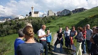 Savognin: Passa 50 participants al curs da rumantsch