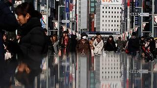 Japans Wirtschaft erholt sich, aber langsam