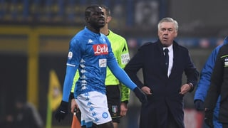 Ancelotti stärkt Koulibaly den Rücken