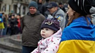 «Ich erwarte eine Mehrheit für die Einheit der Ukraine»