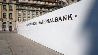 Banca naziunala: Meglierà il resultat per 47,3 milliardas francs
