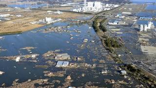 Tschintg onns dapi la catastrofa a Fukushima