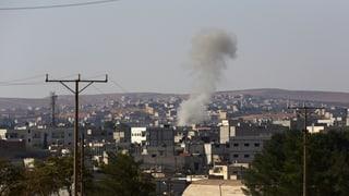IS erhöht Druck auf Kobane