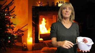 Marietta Tomaschett: «Ein Fondue Chinoise muss sein»