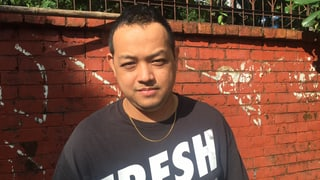 Neues Feindbild: Burmas Rapper J-Me singt gegen Drogen