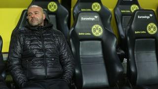 Niederlage gegen Bremen: Wars das für BVB-Trainer Bosz?