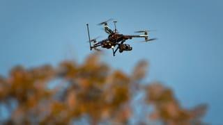WEF: Polizei verhängt Flugverbot für Drohnen und Modellflugzeuge