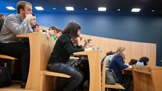 Studieren im Ausland – der Bundesrat macht's weiter möglich