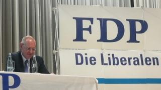 Solothurner FDP stellt sich schwieriger Wahl