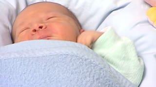 Neugeborene kennen ihre Muttersprache