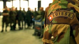 50 Armeeangehörige sollen Schweizer Grenze schützen