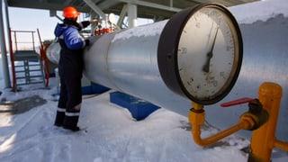 Gaspreis erhöht: Russland lässt die Ukraine zahlen