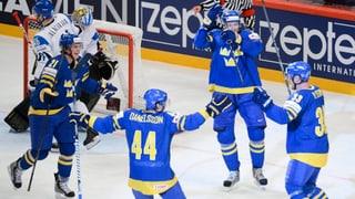 Schweden strebt nach dem 9. WM-Titel