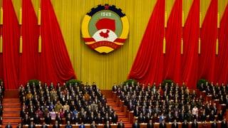 China senkt die Wachstumsprognose seiner Wirtschaft