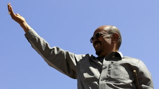 Mutmasslicher Kriegsverbrecher bleibt Präsident in Sudan