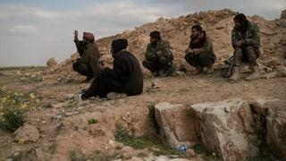 Syrische Kurden fordern UNO-Sondergerichte