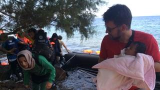 Schweizer Helfer auf Lesbos: «Ich helfe, wo es Lücken gibt»