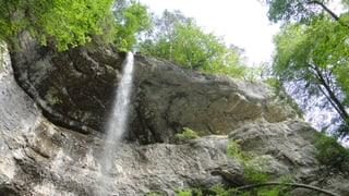 Wasserfälle sollen unverbaut bleiben