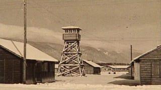 Fremde Soldaten und Flüchtlinge in Schweizer Internierungslagern