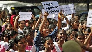 Indien: Vergewaltiger sollen kastriert werden