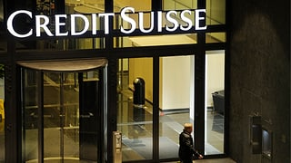 Das sind die Probleme der Credit Suisse