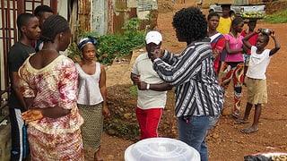 Sierra Leone: Viele Überlebende nach Ebola-Epidemie