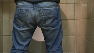 Viele Männer verzichten aufs Händewaschen