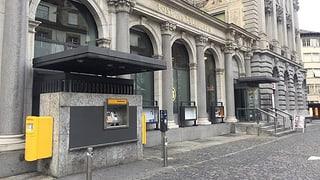 Cuira: Biblioteca po far midada en il bajetg da la posta