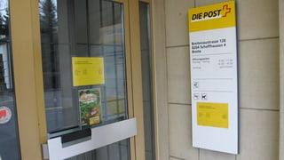 Keine Schonfrist für Postfilialen