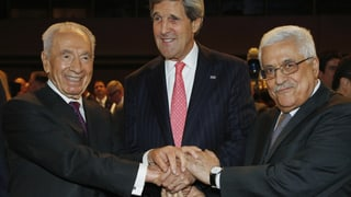 Neuer Hoffnungsschimmer im Nahen Osten