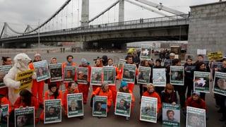 Teilerfolg für Greenpeace: Weitere Freilassungen
