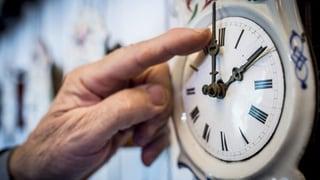 Grosse Mehrheit will Zeitumstellung abschaffen