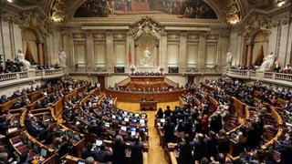Linke Opposition stürzt Regierung in Portugal