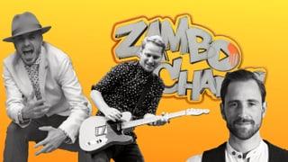 Schweizer Musik in den «Zambo»-Charts