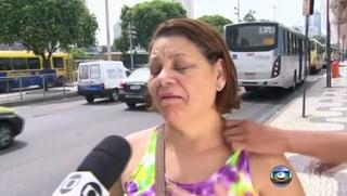 Überfall vor laufender Kamera in Brasilien