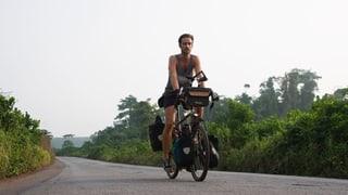 In 10'000 km durch Afrika: Lukas' verrückte Veloreise