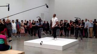 Hip-Hop im White Cube: The Rapper Is Present