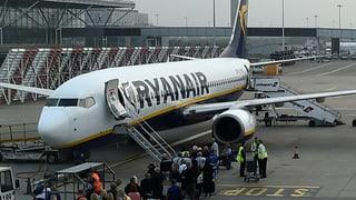 Deutsche Piloten von Ryanair streiken vor Weihnachten
