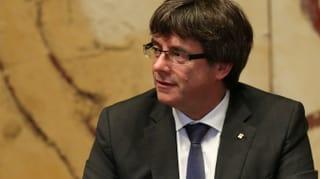 Lesen Sie hier, wieso nicht ganz klar ist, ob Puigdemont weiss, was er macht.