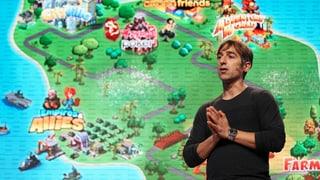 CEO-Rücktritt bei Zynga: Unruhe in der neuen Game-Welt