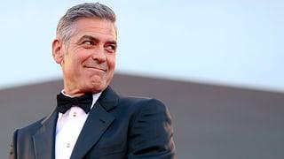 Mit Stripclub und Hollywood-Stars: so wild poltert George Clooney