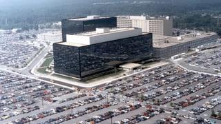 NSA ersetzt Risikofaktor Mensch durch Computer
