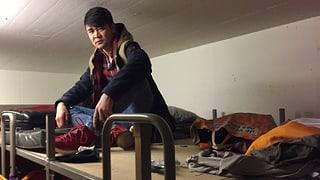 Flüchtlinge zahlen nicht mehr 550 Franken für Bett in Bunker