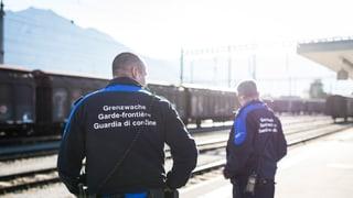 Private Sicherheitsdienste sollen Schweizer Südgrenze bewachen