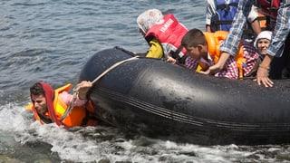 Bereits ein Drittel mehr Mittelmeer-Flüchtlinge als 2014