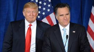 Romney: «Trump è ina persuna faussa, in cugliun»