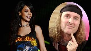Von Rohr über Rihannas Krokus-Shirt: «Ein geiler Ritterschlag»