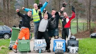 Der Mülltonnen Grand-Prix! (Artikel enthält Bildergalerie)