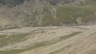 Das Wallis verliert seine Gletscher