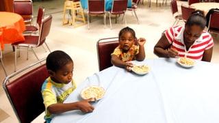2,5 Millionen Kinder in den USA obdachlos